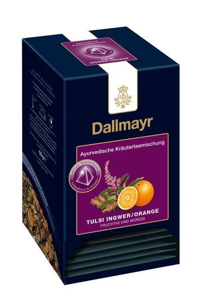 Ajurvédský čaj Zázvor - Pomeranč