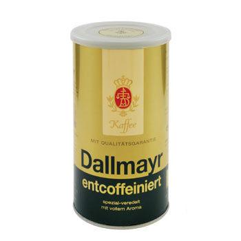 Bezkofeinová káva 250g v dárkové dóze