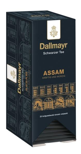 Černý čaj Assam porcovaný