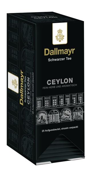 Černý čaj Ceylon