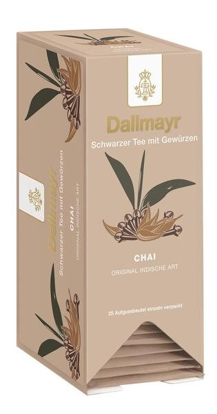 Černý čaj Chai