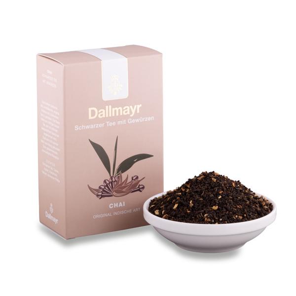 Černý čaj Chai2