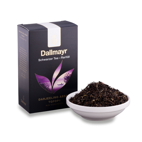 Černý čaj Darjeeling Assam
