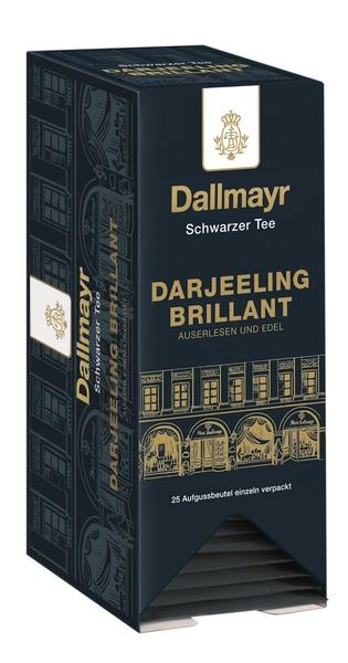 Černý čaj Darjeeling porcovaný