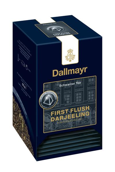 Černý čaj Darjeeling