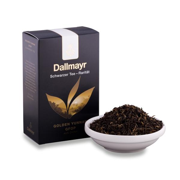 Černý čaj - Zlatý Yunnan