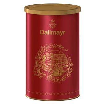 Ethiopian Crown - kávové rarity Dallmayr