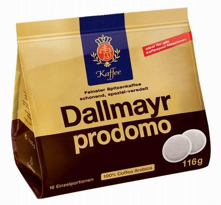 Kapsle Dallmayr Prodomo