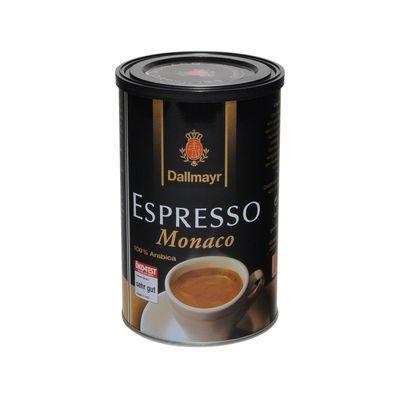 MONACO 250g - mletá káva v dárkové dóze