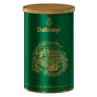 San Sebastian - kávové rarity Dallmayr