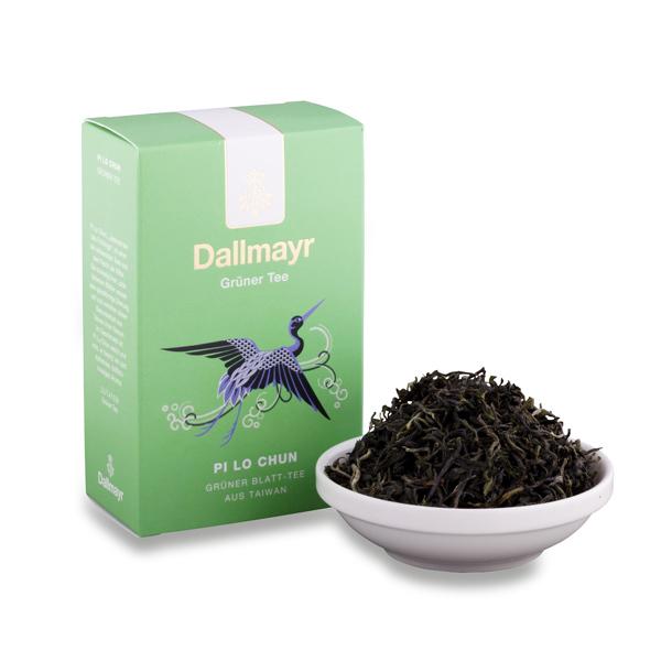 Zelený čaj Pi Lo Chun