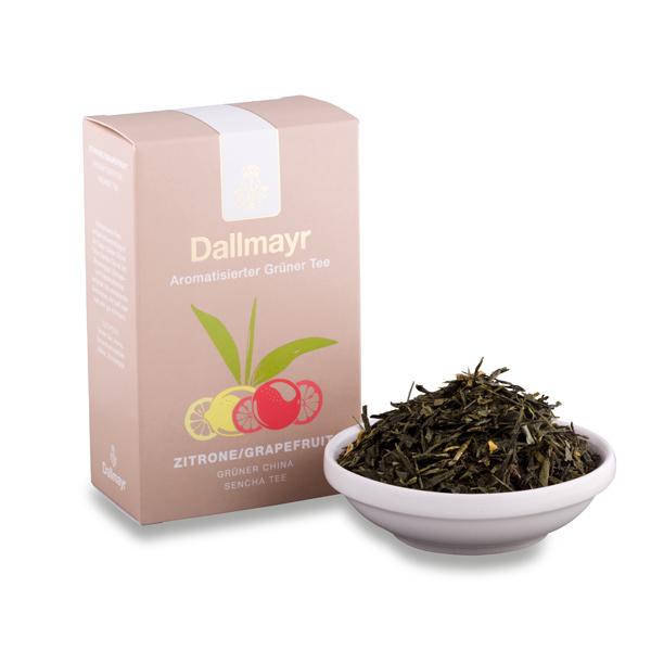 Zelený čaj citron - grep