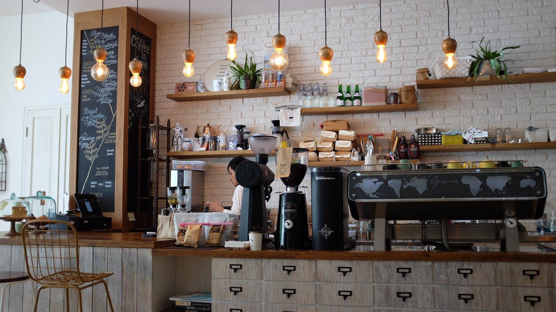 káva v gastronomii