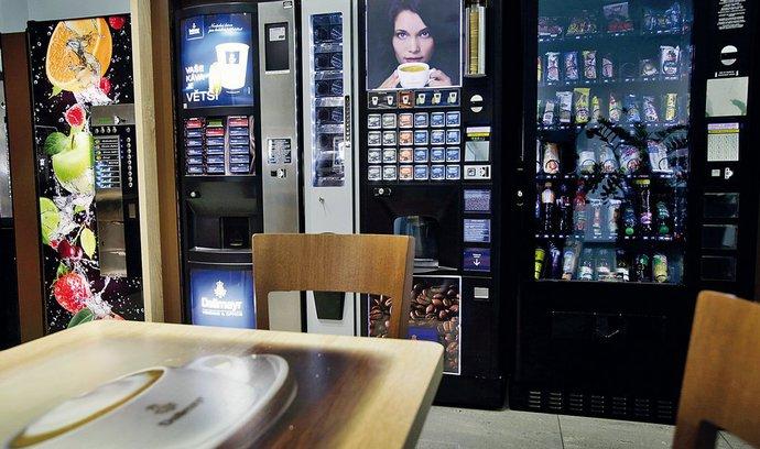 Automaty ve výrobním prostředí